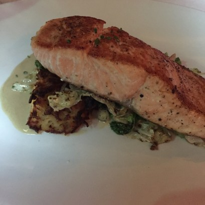 Sobo Cafe Salmon