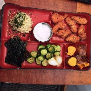 teaism bento box chicken