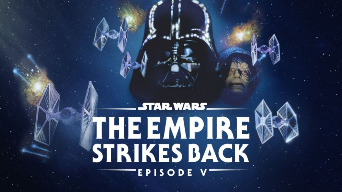 Empire Strikes Back!