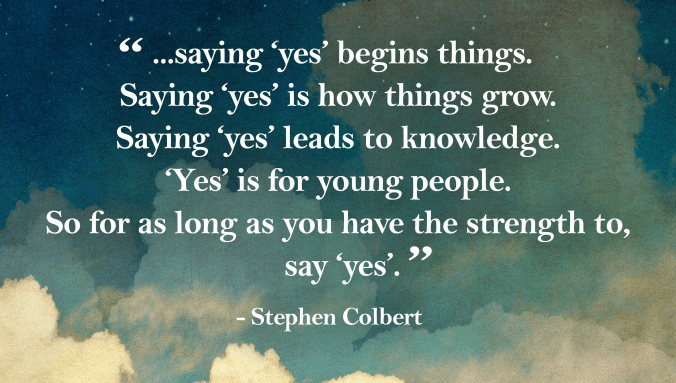 Stephen Colbert quote