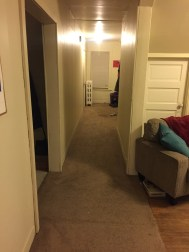 Hallway (aka most of my apartment)