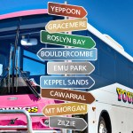 Bus services during Easter public holidays