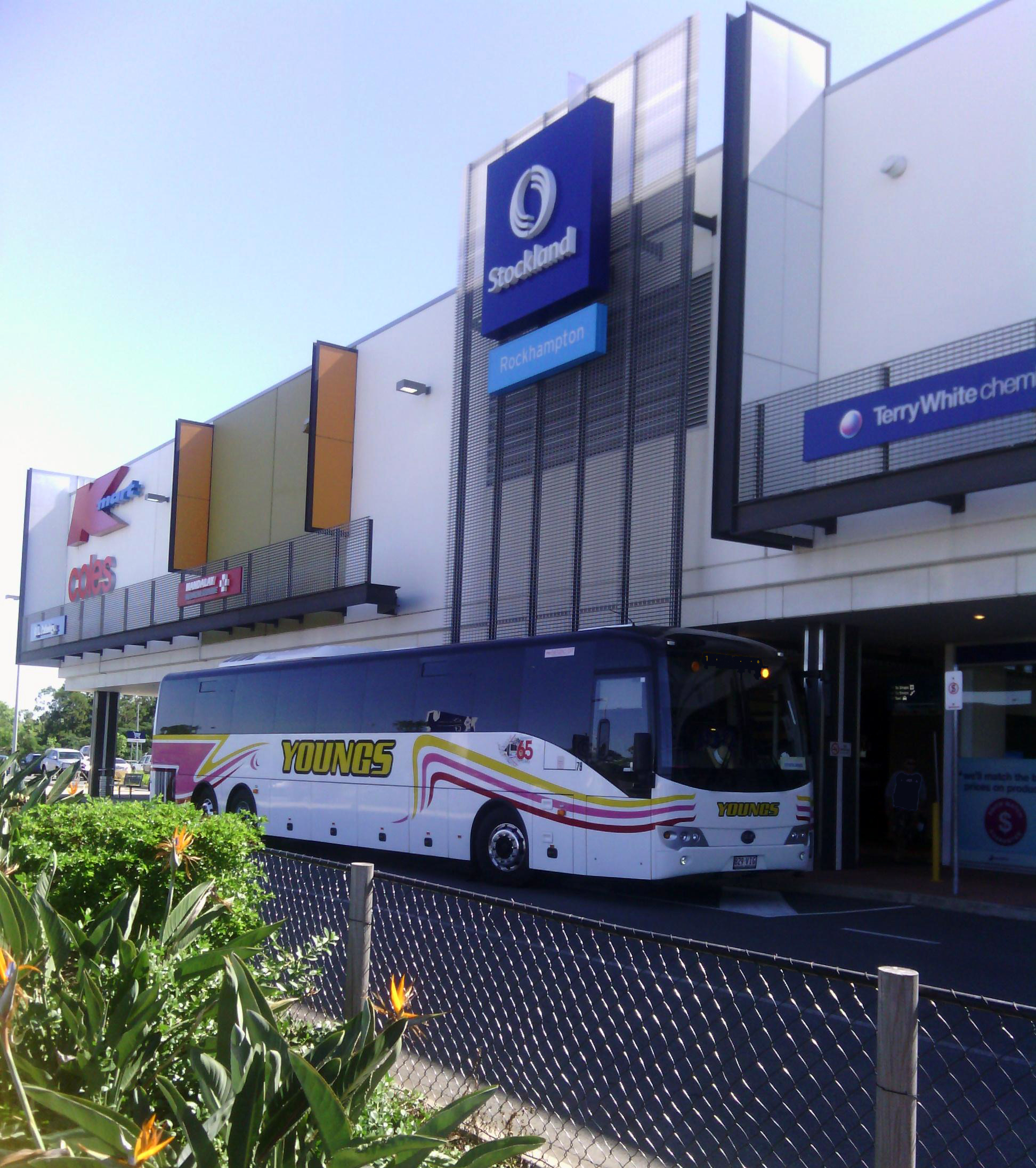 Young S Bus Service From Stocklands