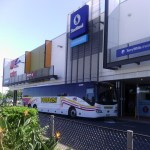 Where is the Young's Bus Stop at Stocklands Rockhampton?