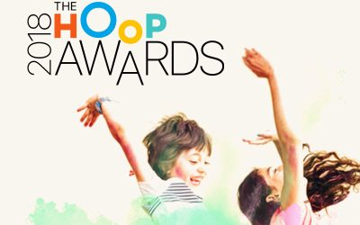 Nominated for the Hoop Awards!
