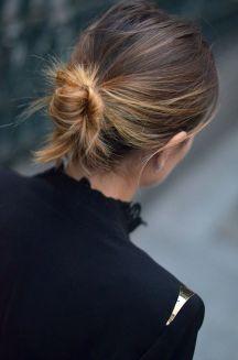 Gold Nails Hair