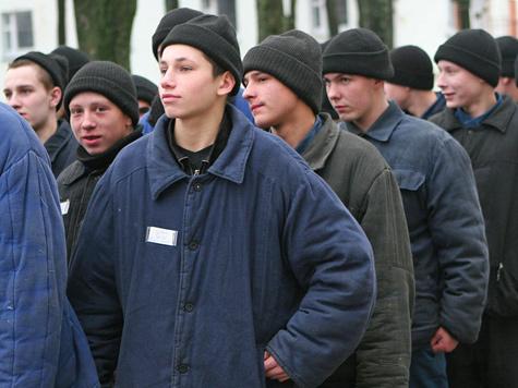 ФСИН хочет увеличить срок пребывания подростков в воспитательной колонии