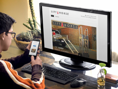 Lift Horse | Young's Web Design | a Lafayette Website Design Company