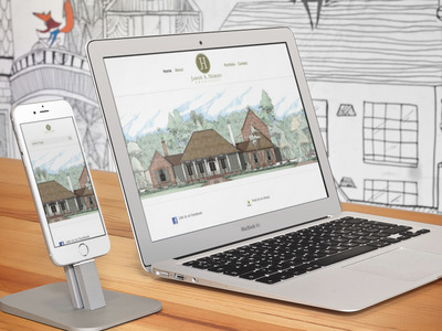 Jarod Hebert Architect | Young's Web Designs | a Lafayette Website Design Company