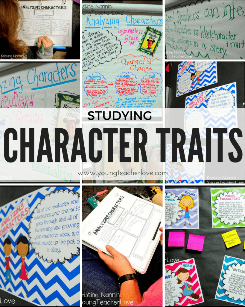 hight resolution of Character Study Part 2: Character Traits
