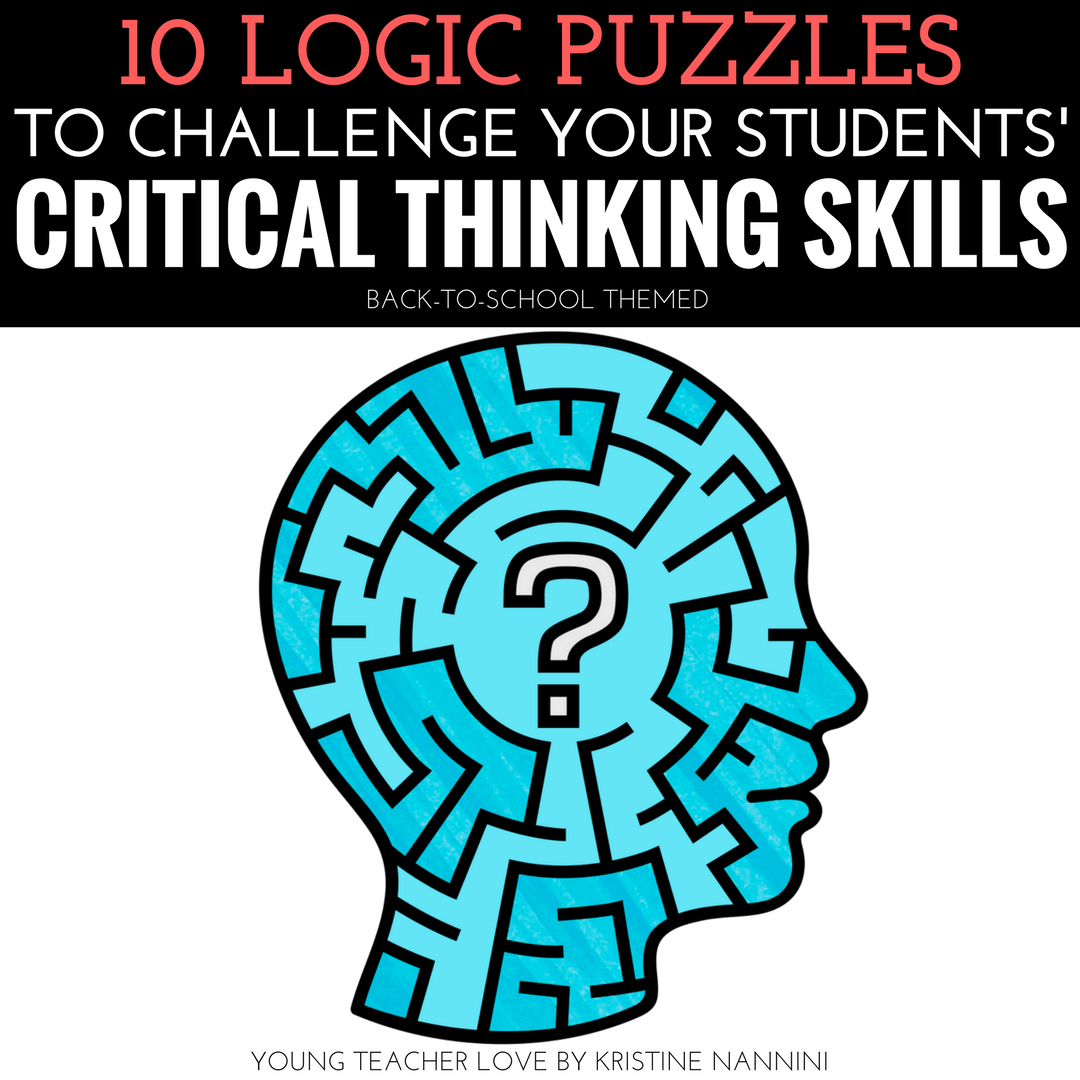 How To Sharpen Your Students Critical Thinking Skills