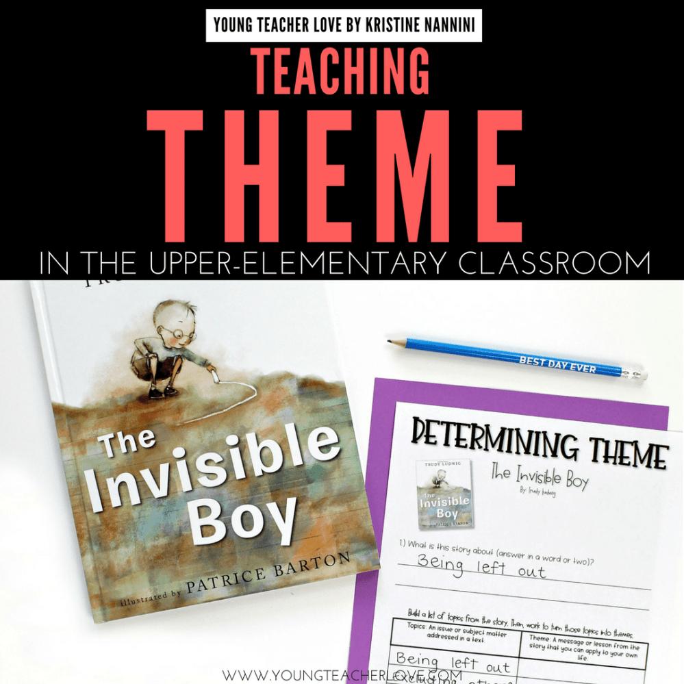 medium resolution of Teaching Literary Theme in Upper Elementary