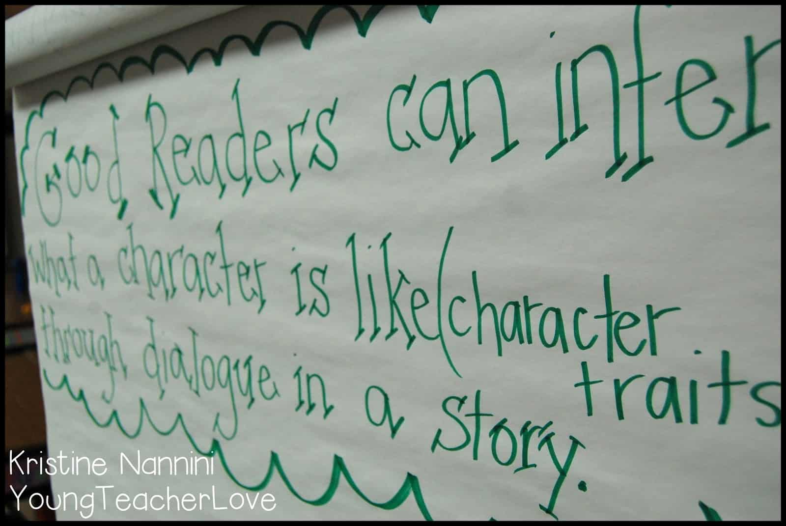 Character Study Part 2 Character Traits Character Change And More