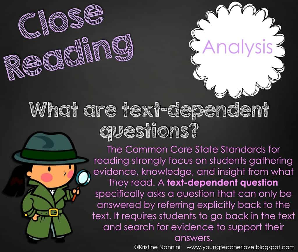 Understanding Close Reading Part 1