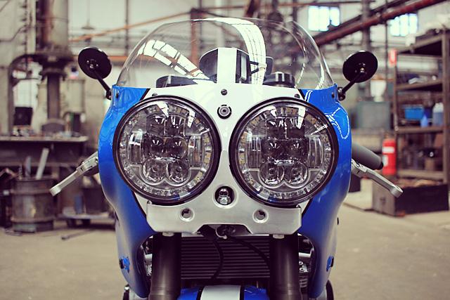 Kawasaki Zephyr Racer