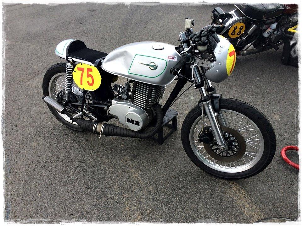 MZ 250 Racer