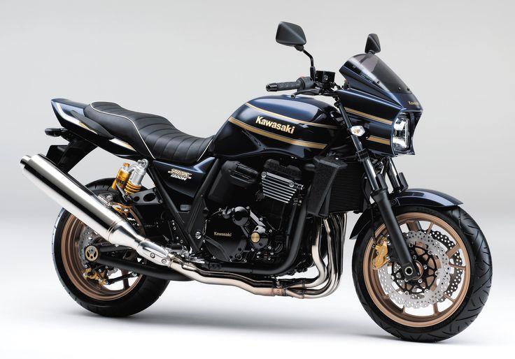 Kawasaki ZRX 1200 Deag