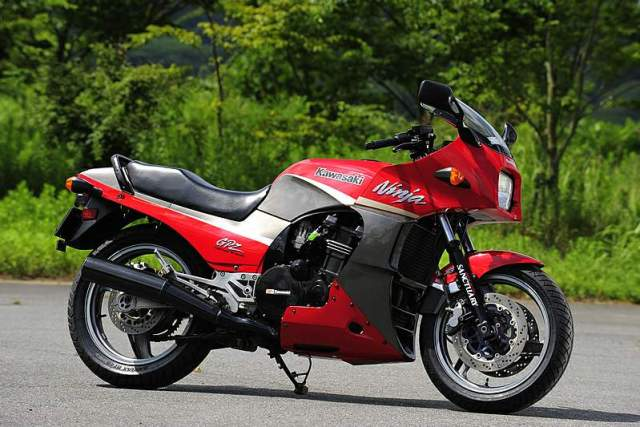 Kawasaki GPZ900R 98