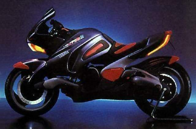Yamaha Morpho II 2