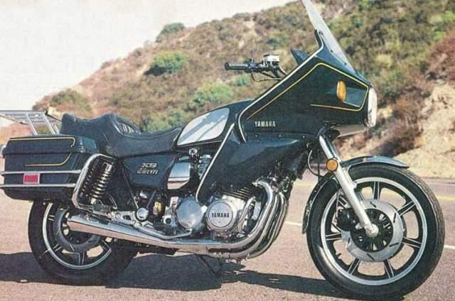 Yamaha XS Eleven Venturer