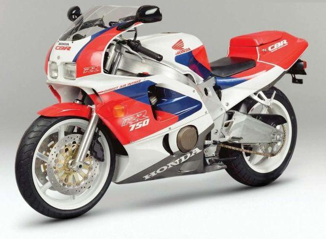 Honda CBR 750RR