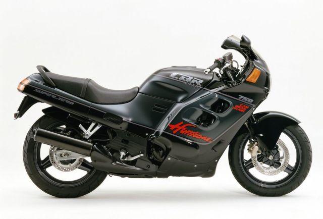 Honda CBR 750F