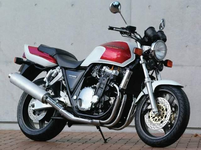 Honda CB1000 92 3