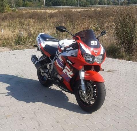 Honda CBR 900 SC-33