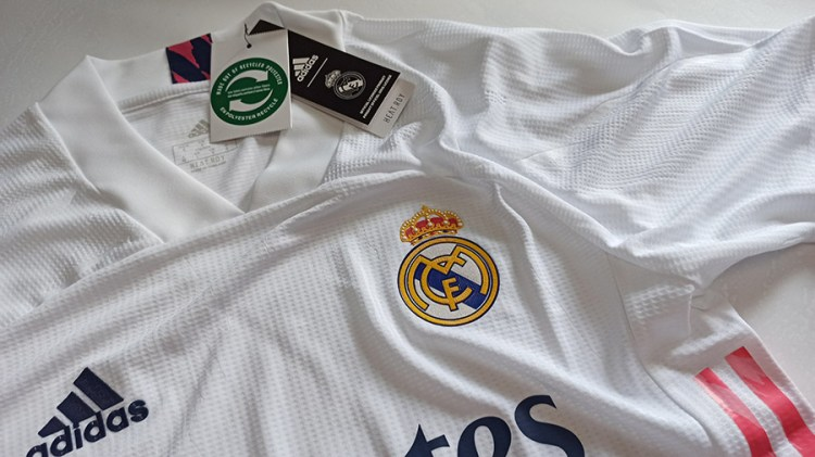 **2021 Real Madrid Home Player version Soccer jersey - $19 ...