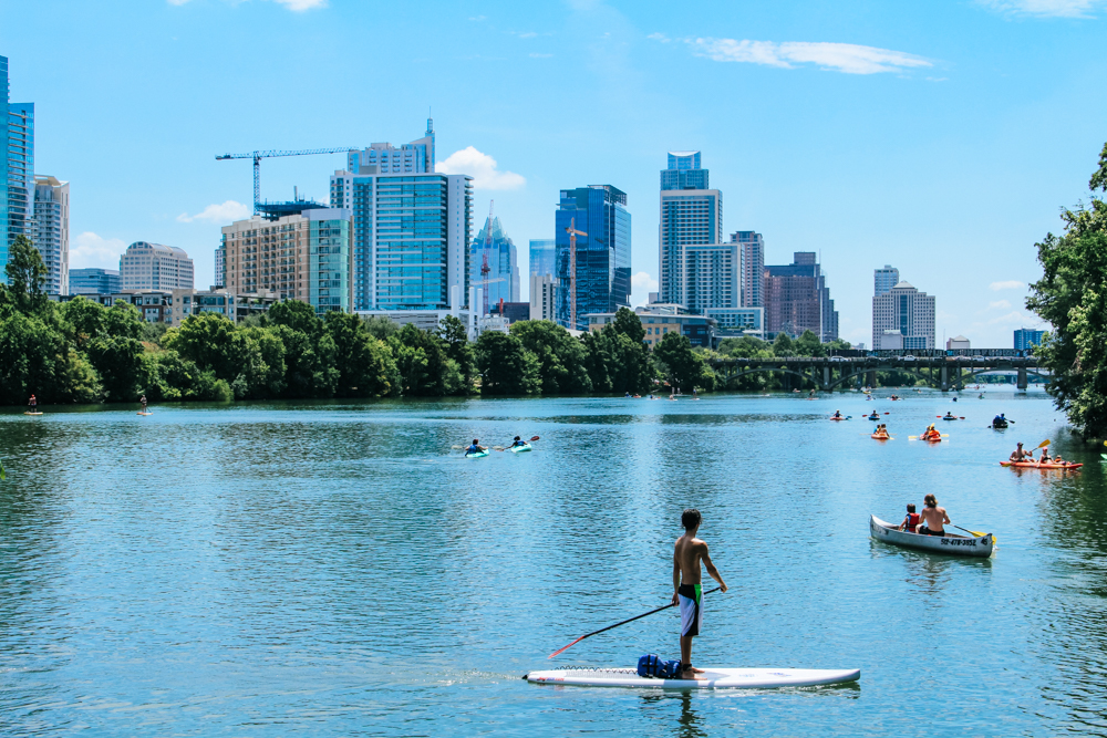 The Perfect Weekend Itinerary for Austin, Texas