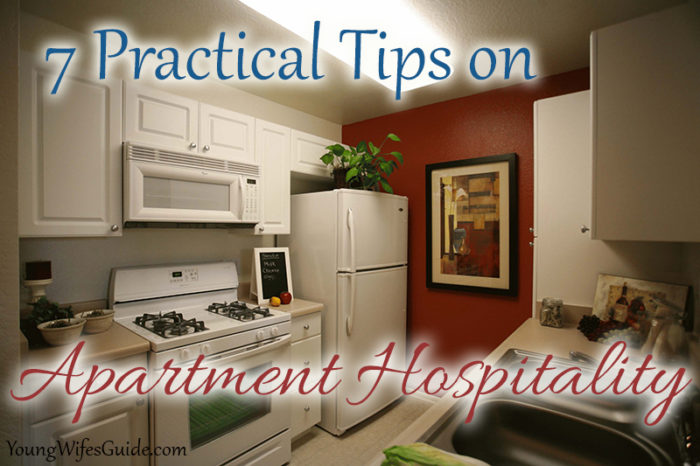 7 Practical Tips on Apartment Hospitality ~ YoungWifesGuide.com