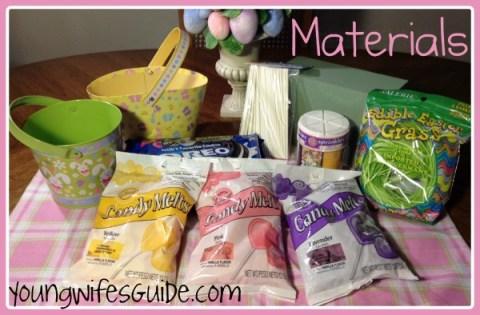 Easter Gift Tutorial-Marshmallow Eggs 1