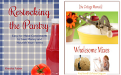 Cooking from Scratch Cookbooks