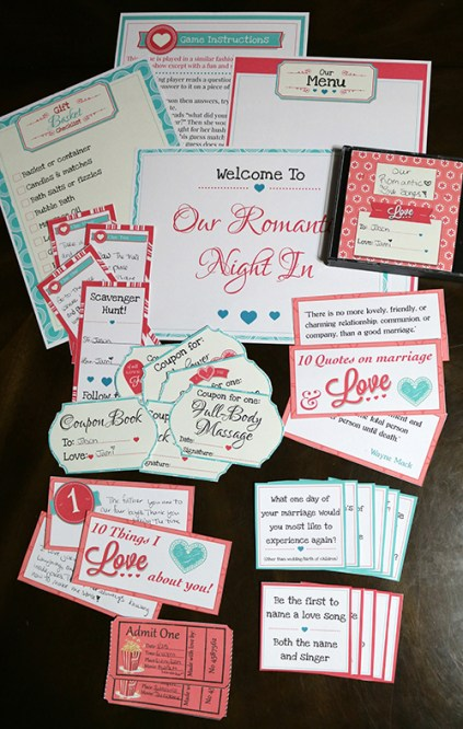 Rekindling Romance eKit Printed