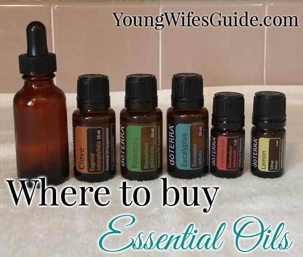 Where to buy essential oils (and how to get the best prices)