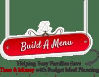 Build a Menu