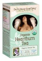 LOVE this heartburn tea for staving off pregnancy heartburn!