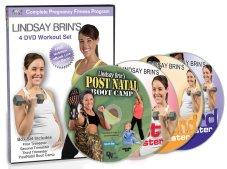 Lindsay Brin's Workout DVD's for Pregnancy