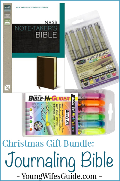 Journaling Bible Bundle