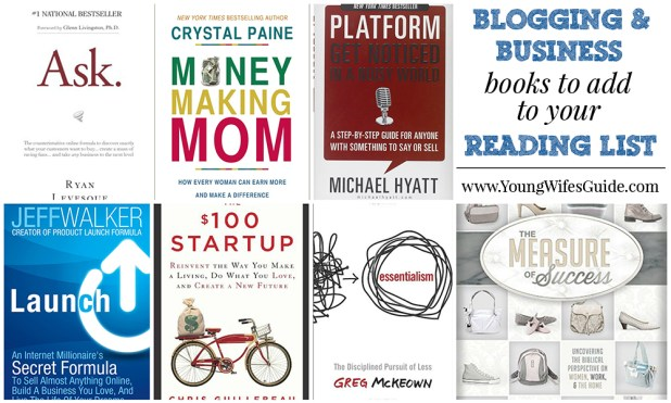 Blogging & Business Books