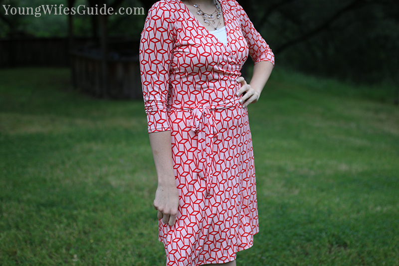 My favorite stitch fix dress 2