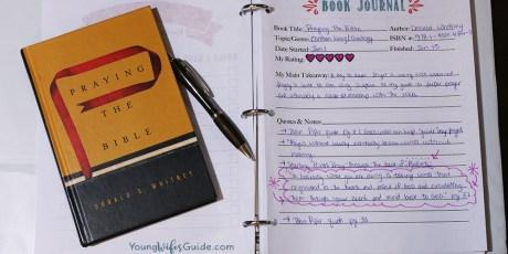 my-reading-journal