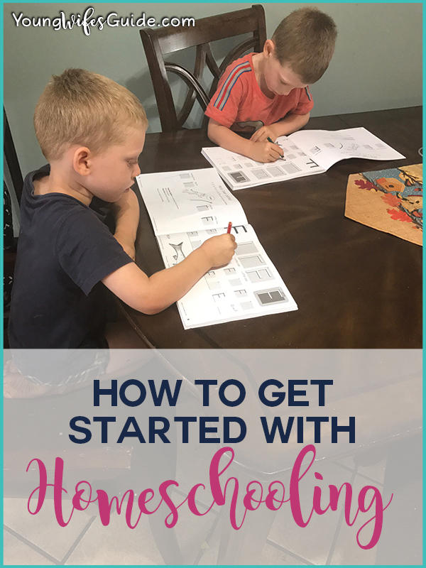 How To Get Started Homeschooling And The Curriculum We Are Using