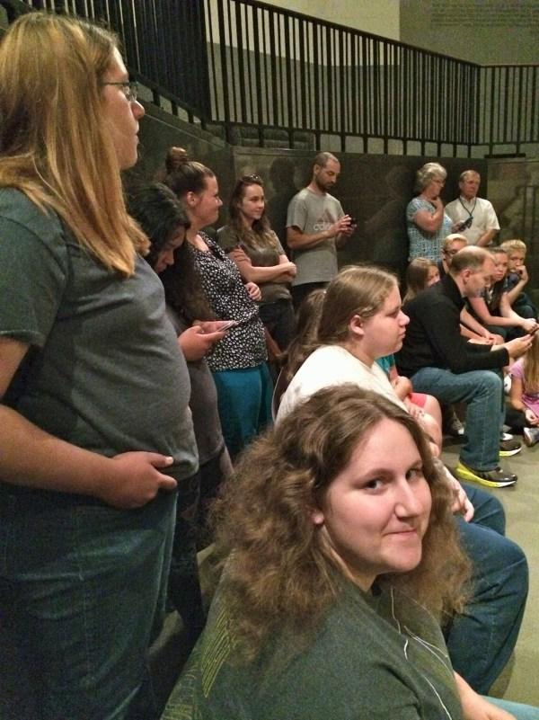 Kansas City First Ward Young Women at Liberty Jail