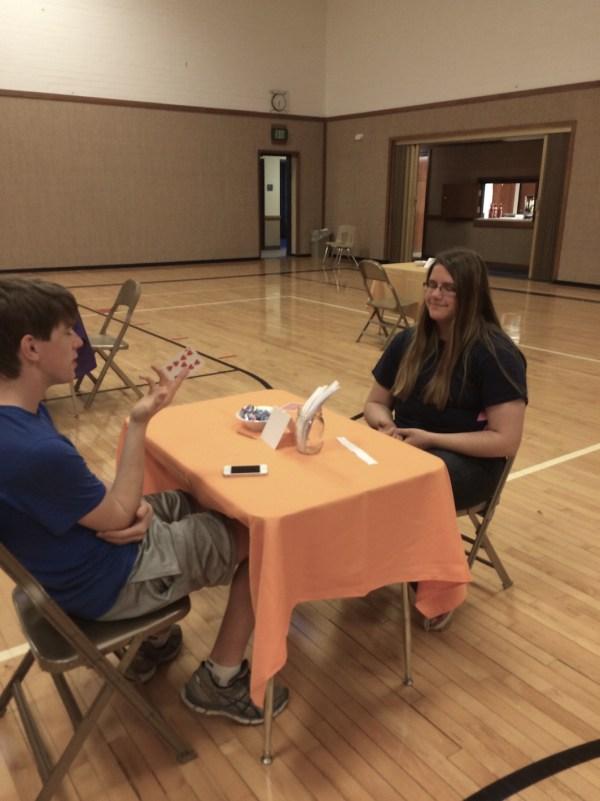 Mutual Activity Speed Friending