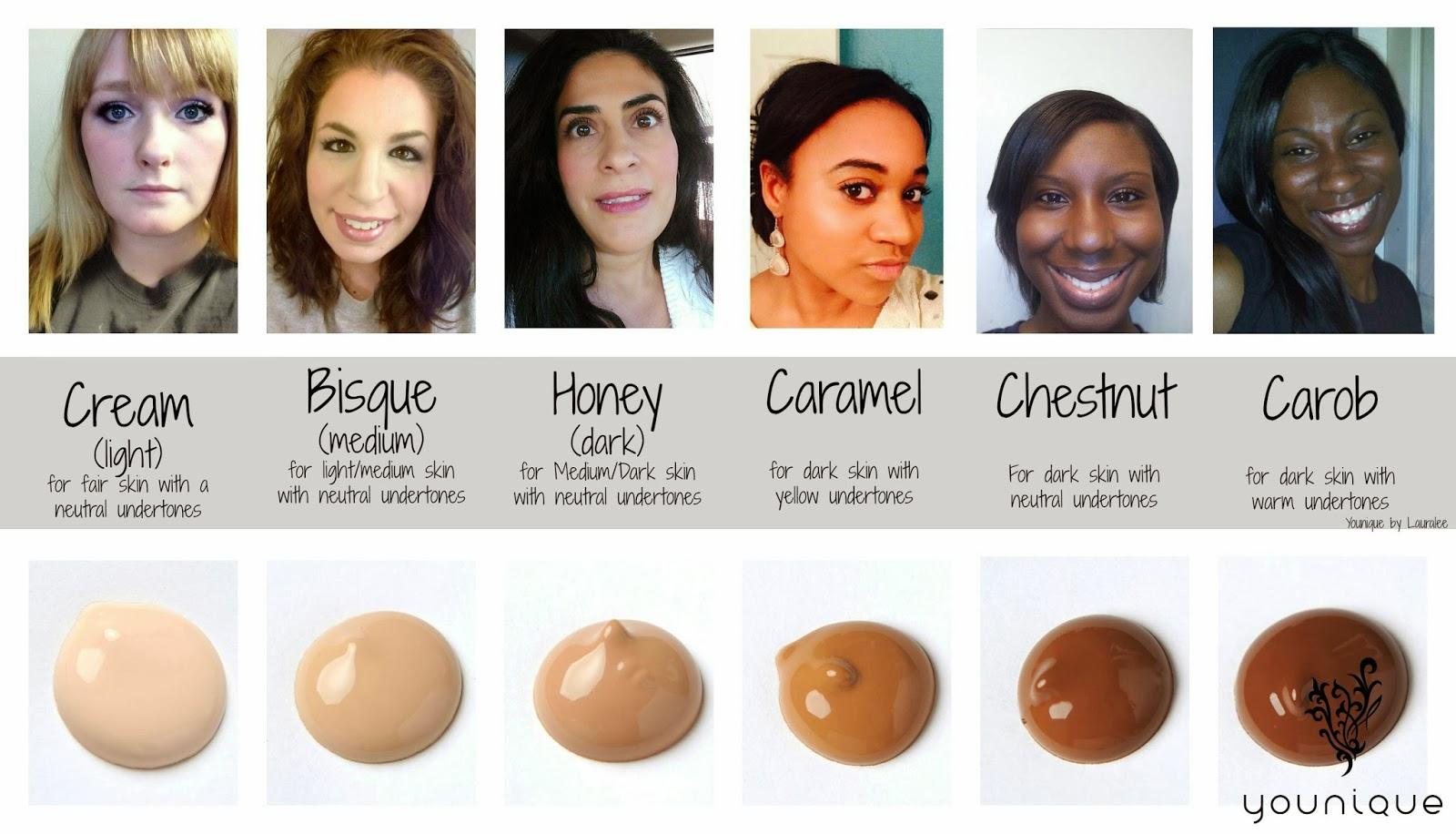 Cream People Skin Color