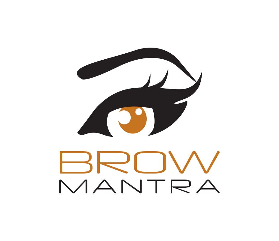 Brow Mantra Logo Design