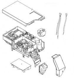 K9900544010 Thermistor Outdoor HFI-RLS ED2E103AR-08S036