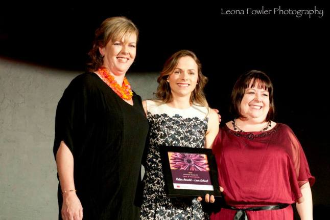 Robin Arnold, 2015 Unlimited Woman of Love & Friendship, Sponsored by Denise Lloyd of Engaged HR