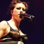 Amanda Palmer Performs At The Roundhouse